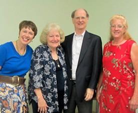 senior services wichita ks donor recognition bob sue guenthner