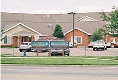 Northeast Wichita Senior Services Senior Center